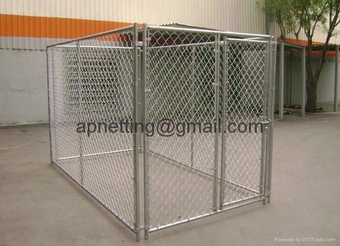 Modular pet enclosure /dog pen  panels/dog  kennel fence  3