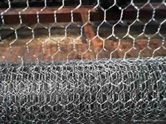 专业高上锌量10%高尔凡 PVC 石笼河堤防护网生产厂家
