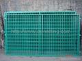 工厂专供小区折弯围栏防护网 价格合理