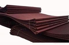 Medium Carbon mesh/65Mn Steel Mesh with hook FLAT TOP Screen Mesh factory