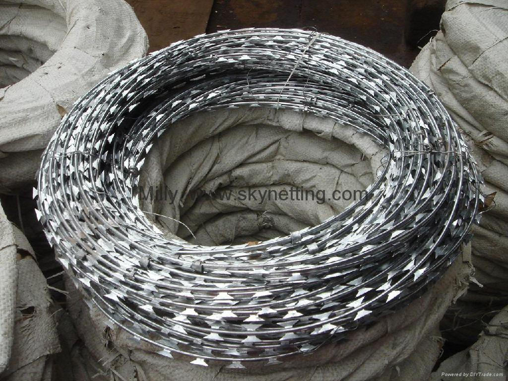 Razor Wire Fence Suppliers.Comfortable Wire Razor Bob Images ...