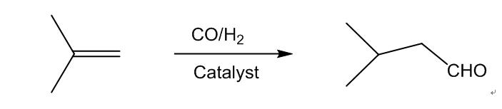 氢甲酰化异相铑催化剂 1