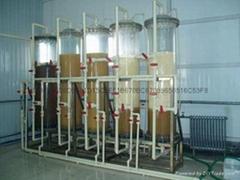 含鉑廢液回收設備