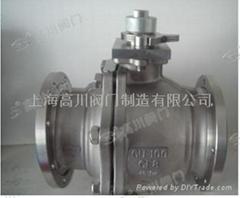 GCDGU单晶炉球阀