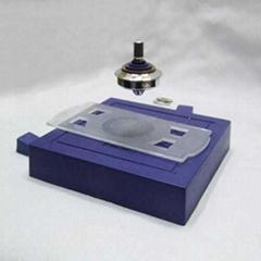 華興特價供應磁懸浮飛碟陀螺/工藝禮品玩具新奇特玩具/益智玩具