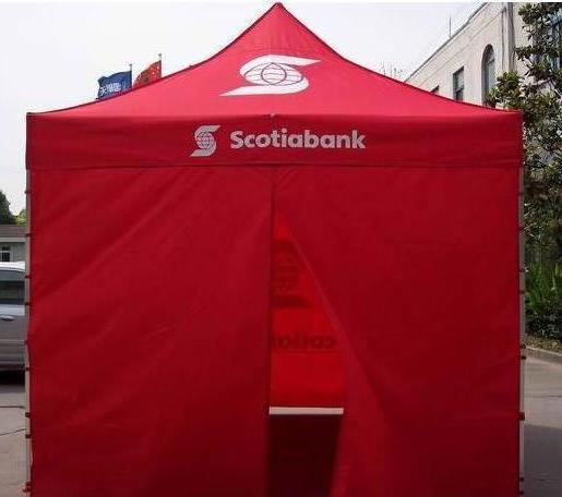 3*3m廣告帳篷 促銷帳篷 折疊帳蓬 汽車篷 展覽帳篷展 銷 3