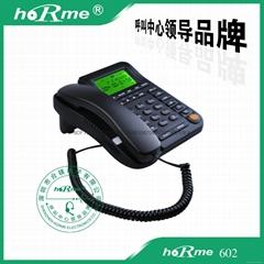 供應合鎂HL602 SD卡智能錄音電話