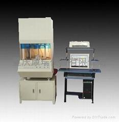 微機控制無轉子硫化儀