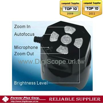 Mini Automatic Digital stereo inspection Microscope and Magnifier 4