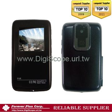 Mini Digital Time-lapse CCTV Camera for long time video recording 1