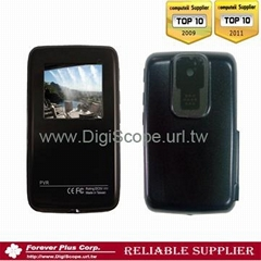 Mini Digital Time-lapse CCTV Camera for long time video recording