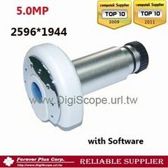 Digital output Microscope Camera System