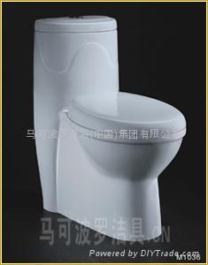 供应马可波罗坐便器|节水坐便器|抗菌坐便器|座厕 1