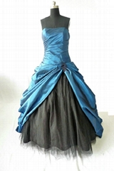 Wholesale Strapless Taffeta Quinceanera Dresses YE013