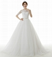 2014 New Romantic Lace Tulle