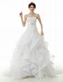 熱銷新款韓式婚紗 蓬蓬裙擺婚紗 新娘