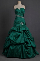 Wholesale Sweetheart Mermaid Taffeta Prom Dres Prom Gowns PS008