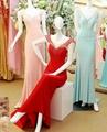 奢華水晶禮服韓版韓式禮服新娘結婚敬酒