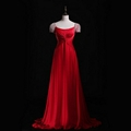 New Sweetheart A Line Evening Dress With