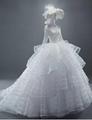 Hotsale New Sleeved Lace Wedding