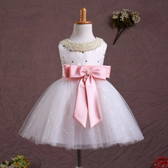 In Stock A Line Flower Girl Dress FL125