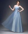 模型A 型齊地新娘禮服 伴娘禮服 宴