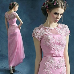 Wholesale New Pink Lace