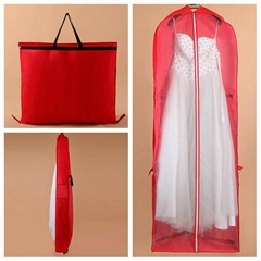 Wedding Dust Cover Wedding Dress Cover 1.8M Long White Red Champange FC01