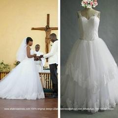 Bride Mariah Real Weddi