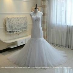 Real Wedding Dress Show
