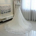Sweethear A Line New Popular Champange  Beading Floor Length Evening Dress G257