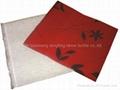 pure ramie slub dyed fabric 8S*8S/42*38