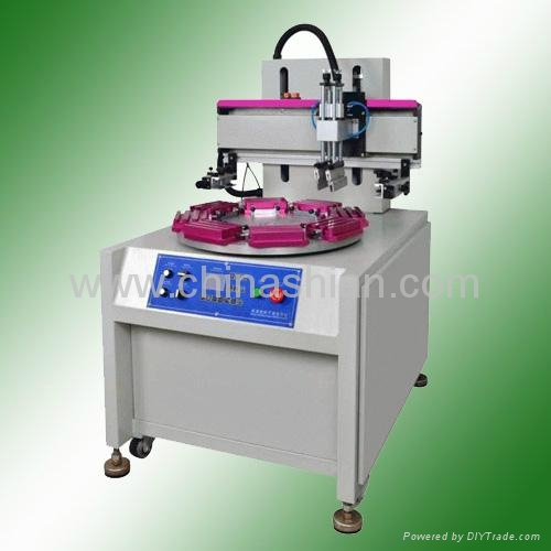 Automatic Rotary Flat Screen Printing Machine 2