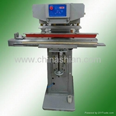 Single Color Pad Print Machine for 1m Ruler