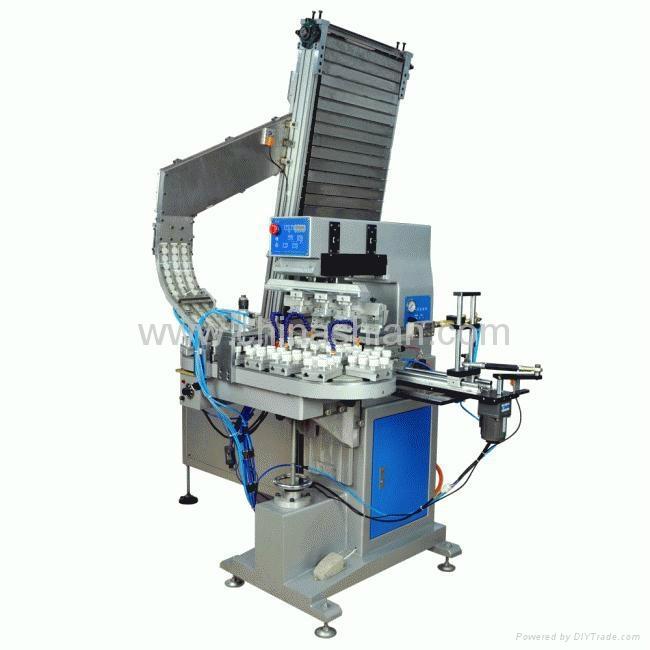Automatic Bottle Cap Pad Printing Machine 1