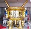 气模--金狮子/金鼎/金象/聚宝盆/金绣球 2