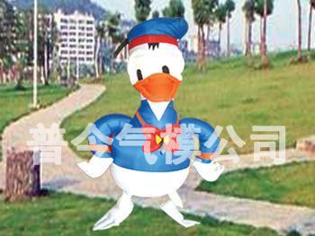 卡通气模--财神/米老鼠/卡通象/蓝猫/唐老鸭 5