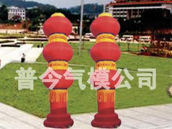 气模--灯笼柱/华表柱 1