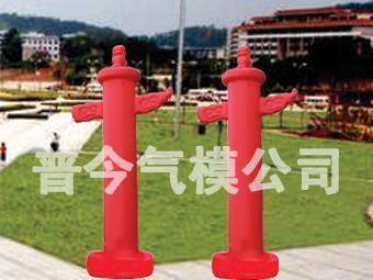 气模--灯笼柱/华表柱 4