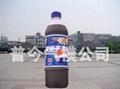 实物气模--可乐瓶/茅台酒瓶/