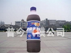 实物气模--可乐瓶/茅台酒瓶/啤酒瓶/易拉罐/饮水机