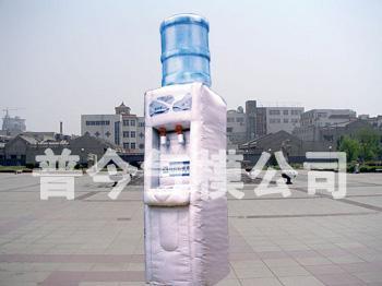 实物气模--可乐瓶/茅台酒瓶/啤酒瓶/易拉罐/饮水机 5