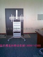 液晶电视液晶显示器移动车支架定做安装
