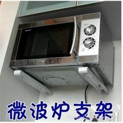 微波炉支架烤箱托架批发安装