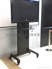 订做加工批发电视显示器支架广告机挂架吊架