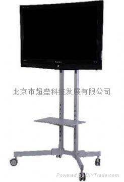 訂做加工批發電視顯示器支架廣告機挂架弔架 2