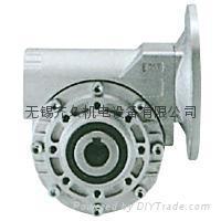 恆星FCPDK50鋁合金減速機