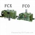 FCX 200-25-B蜗轮减