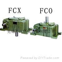 FCX 200-25-B蝸輪減速機