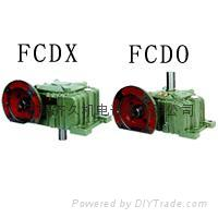 FCDX蜗轮减速机